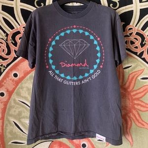 Vintage Diamond T-Shirt
